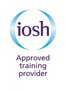Approved training provider IOSH logo